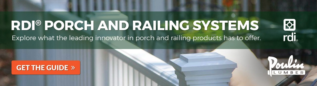 RDI Porch and Railing Systems CTA