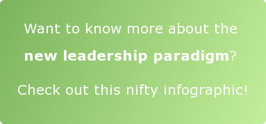Want to know more about the  new leadership paradigm? Check out this niftyinfographic!