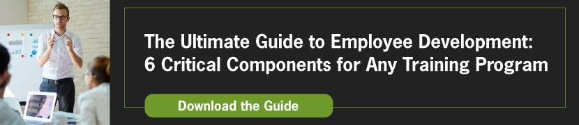 The Ultimate Guide to Employee Development: 6 Critical Components for Any Training Program