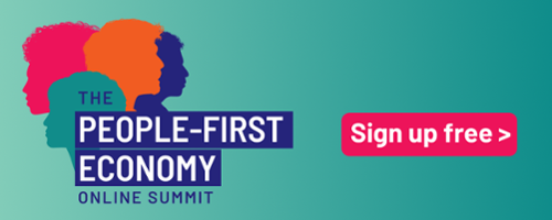 Sign up for the People-First Economy Online Summit