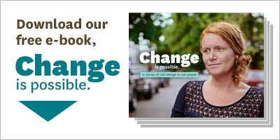 Download our free e-book, change is possible.