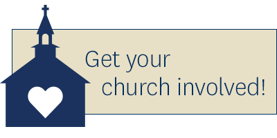 Get your church involved!