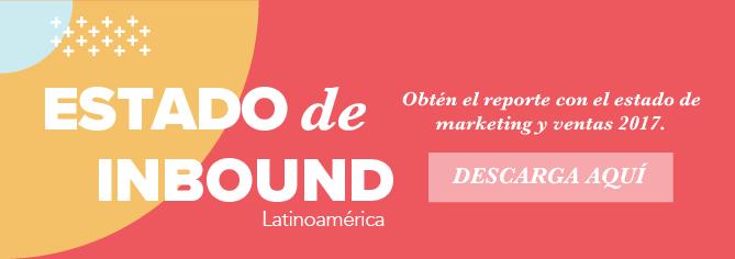 Estado de Inbound Latinoamérica