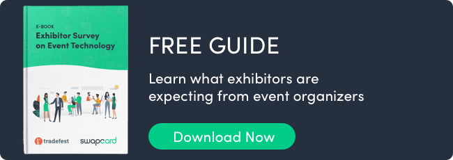 Exhibitor Survey on Event Technology