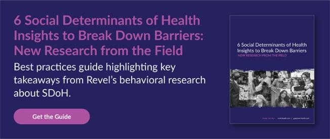 6 Social Determinants of Health Insights