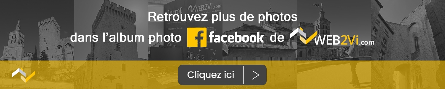 Web2vi sur Facebook pour plus de photos