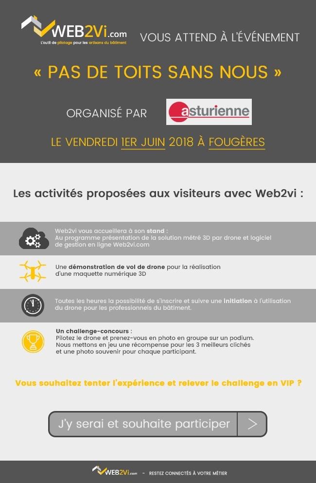 Je participe au challenge Web2vi Asturienne