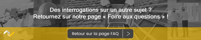Retour sur notre page FAQ