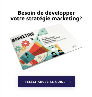 Guide gratuit stratégie marketing