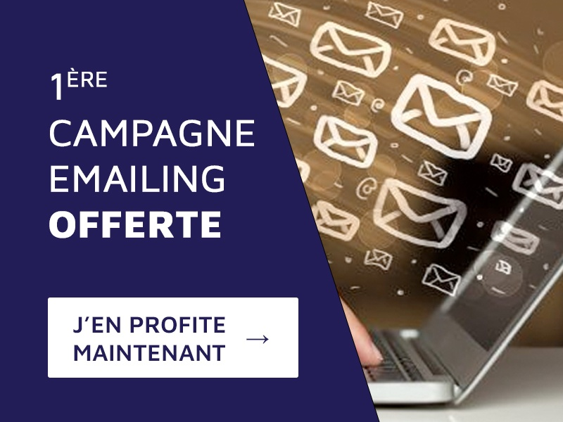Campagne emailing OFFERTE