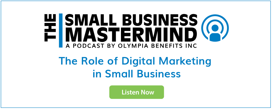 Link button to the Small Business Mastermind Podcast homepage