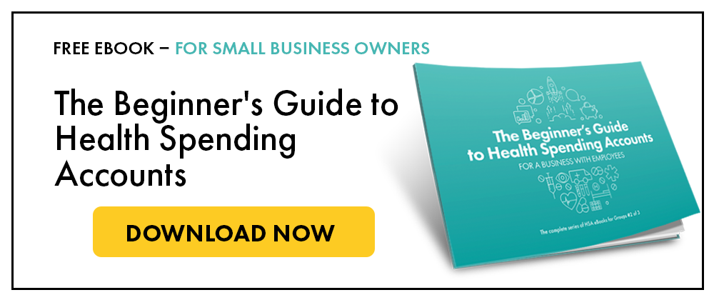 Download Beginner's HSA Guide for employee benefits