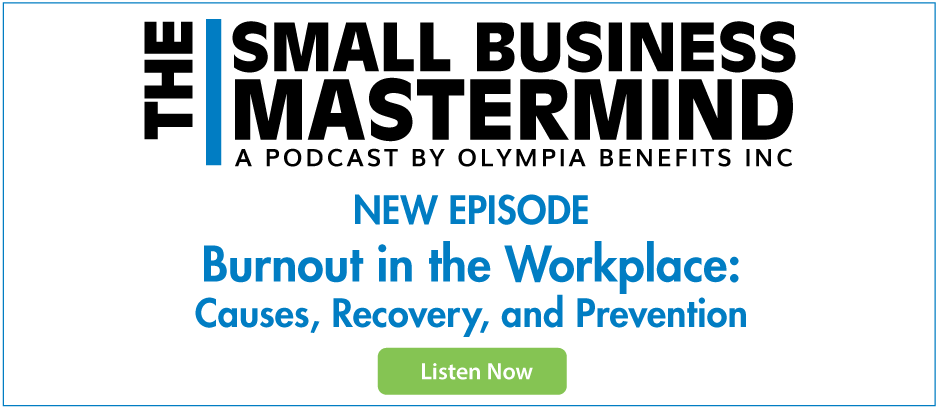 New podcast episode: Burnout in the Workplace - Causes, Recovery, and Prevention