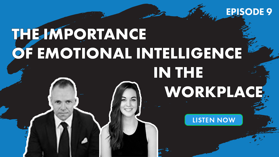 The Importance of Emotional Intelligence podcast image with Listen Now button