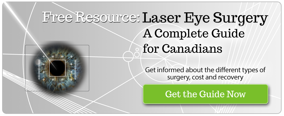 Laser eye surgery guide canada