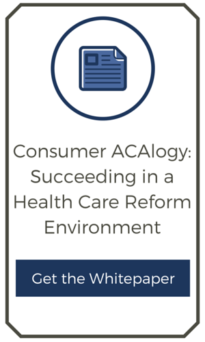 Consumer ACAlogy - How to Succeed a Reform Environment