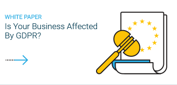 Is your business affected by GDPR?