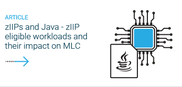 zIIPs and Java - zIIP eligible workloads and their impact on MLC