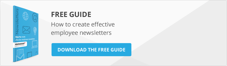 Effective Employee Newsletter