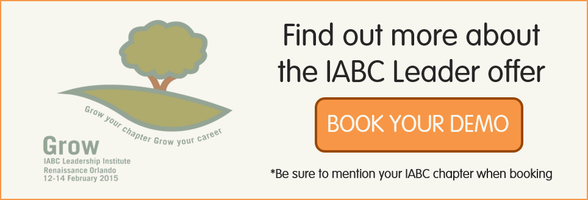 IABC Chapter Leader offer