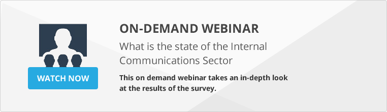 On-demand Webinar - State of the Sector