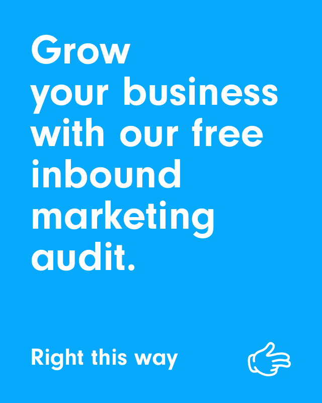 Kongo Inbound Marketing Audit