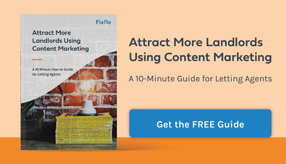 Attract More Landlords Using Content Marketing Ebook Download