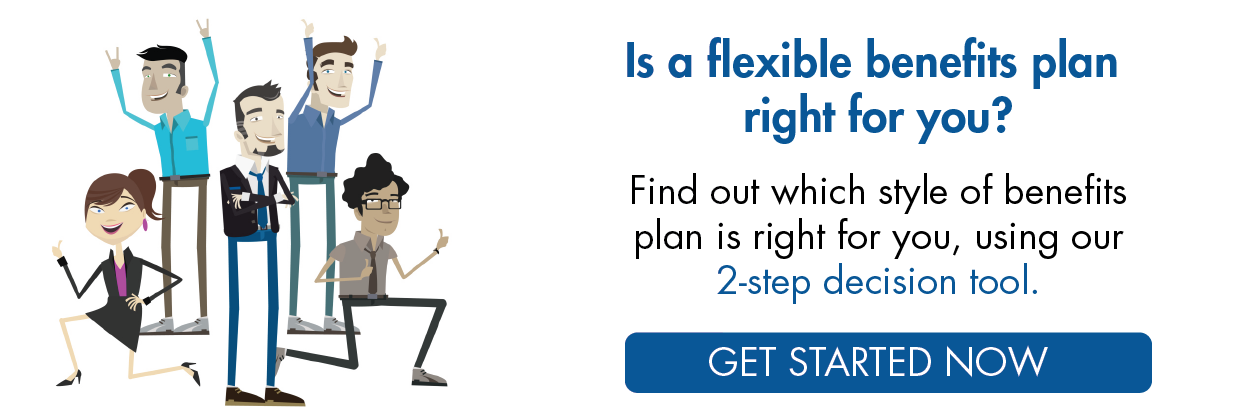 Find out which style of benefits plan is right for you with our 2-step decision tool