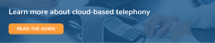 Learn more about cloud-based telephony