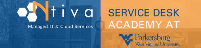 Learn more about the Ntiva Service Desk Academy!