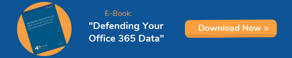 How to Defend Your Office 365 Data