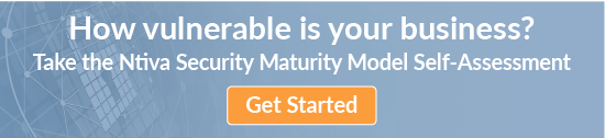 How vulnerable is your business? Take the Ntiva Security Maturity Model Self-Assessment