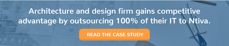 Architecture and design firm gains competitive advantage by outsourcing 100% of their IT to Ntiva.