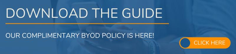 BYOD Policy CTA