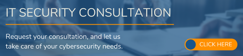 Security Consultation CTA