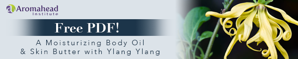 Moisturizing Body Oil With Ylang Ylang