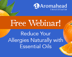 Free Webinar: Reduce Your Allergies Naturally with Essential Oils