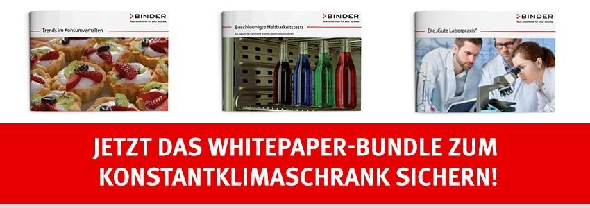 Whitepaper Bundle Klimaschrank