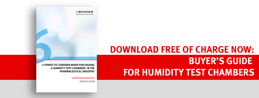 Buyer's Guide for humidity test chambers