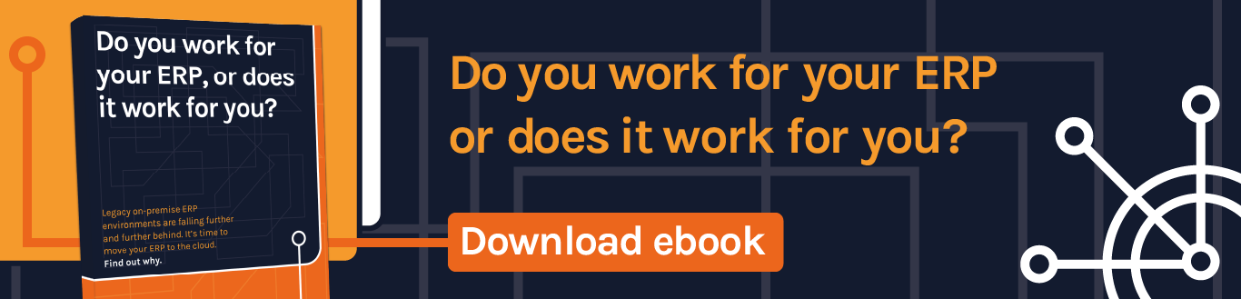 Do you work for your ERP ebook download image
