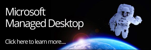 Microsoft Managed Desktop CTA
