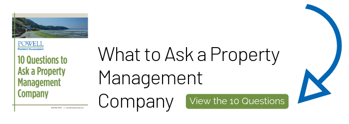 What to Ask a Property Management Company
