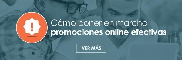 Pon en marcha tu promoción online