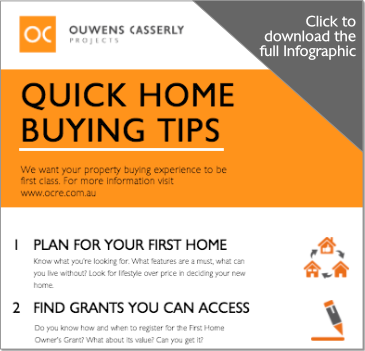 Ouwens Casserly Quick Home Buying Tips