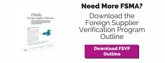 Download the FSVP Outline