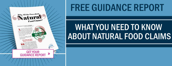 Download the Natural Labeling Guidance Report
