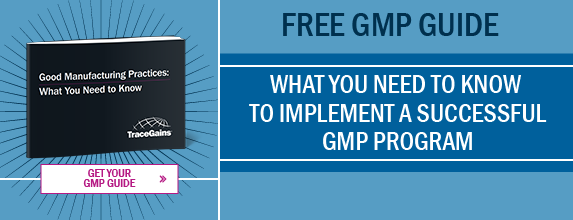 Download your free guide to implementing a successful GMP program.