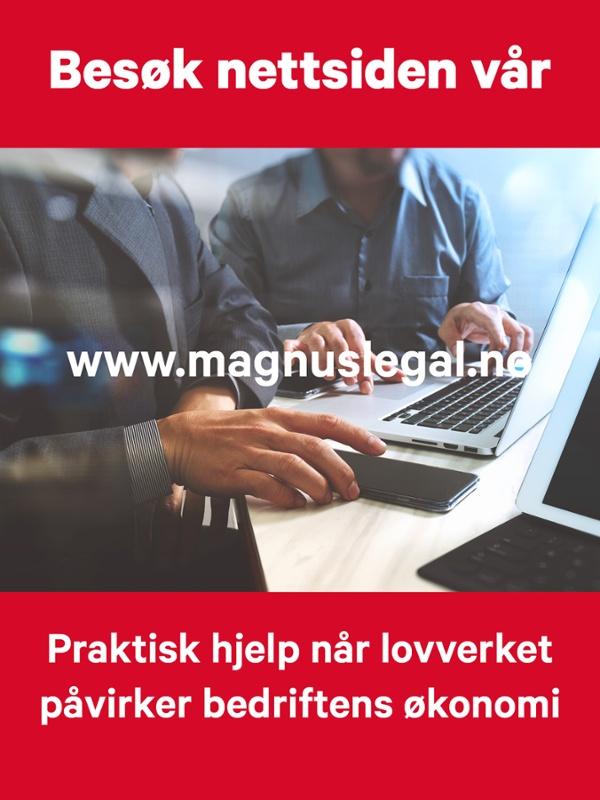 Magnus Legal - en utfordrer