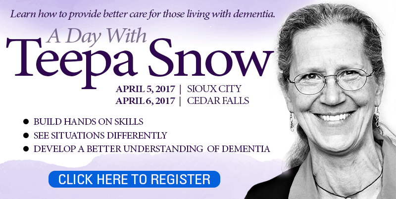 Healthcare Dementia Event_Teepa Snow