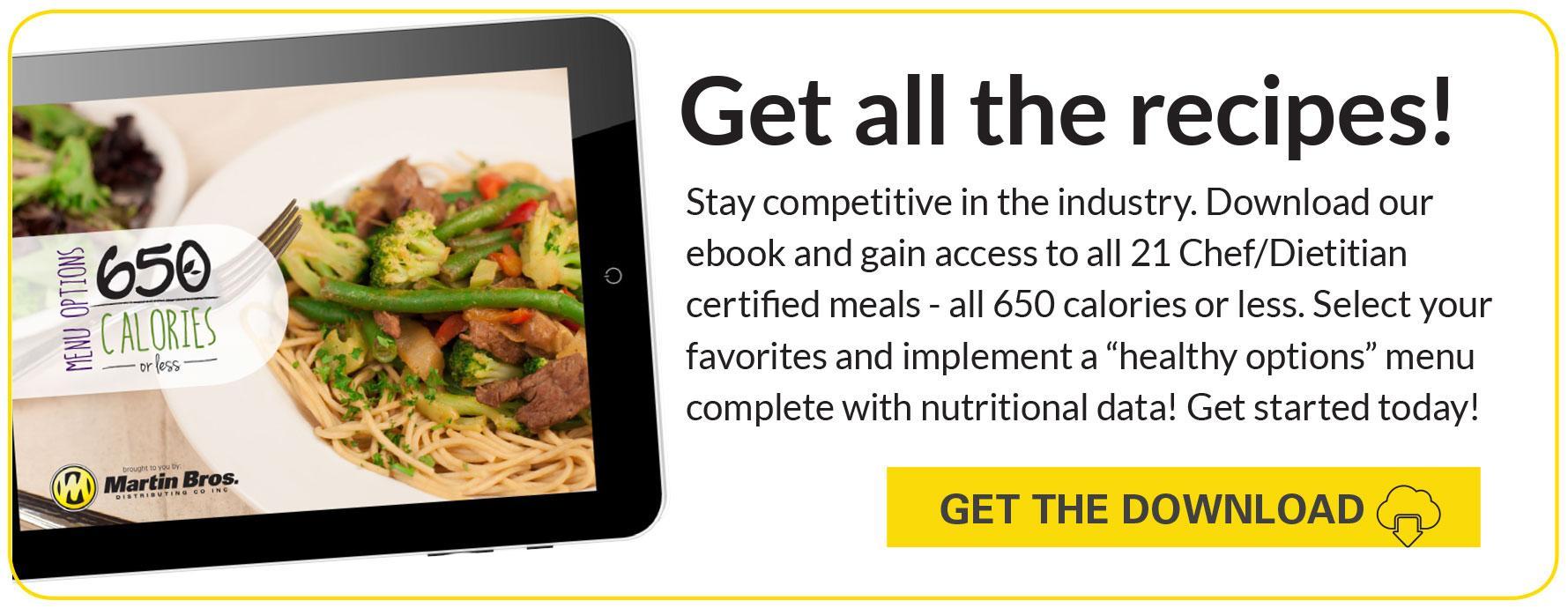 650 Calories or Less Ebook Download